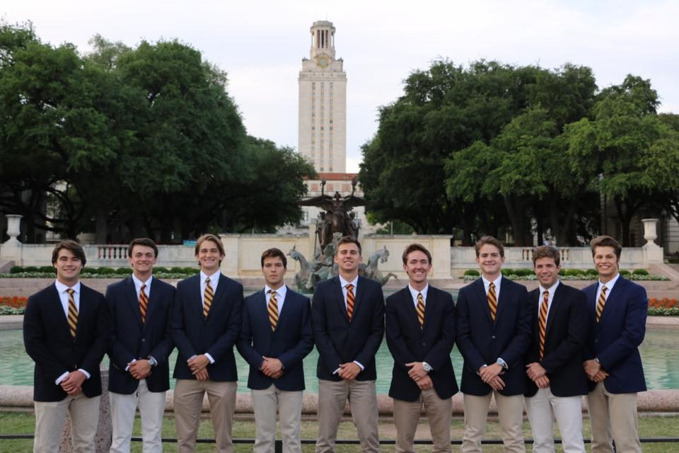 Texas Pikes 2017-18 Executive Council Officers.