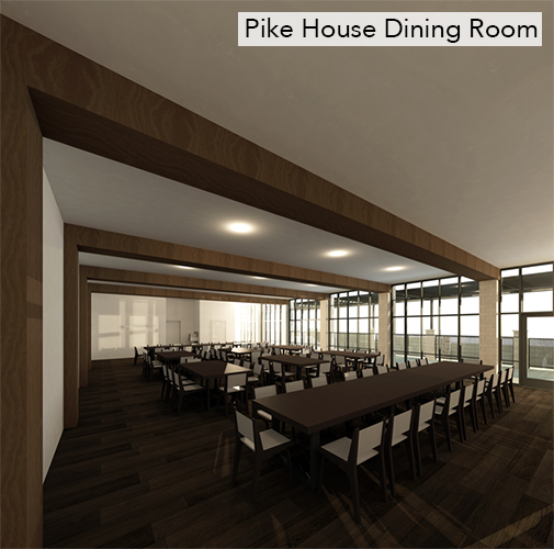 Pike House Dining Room