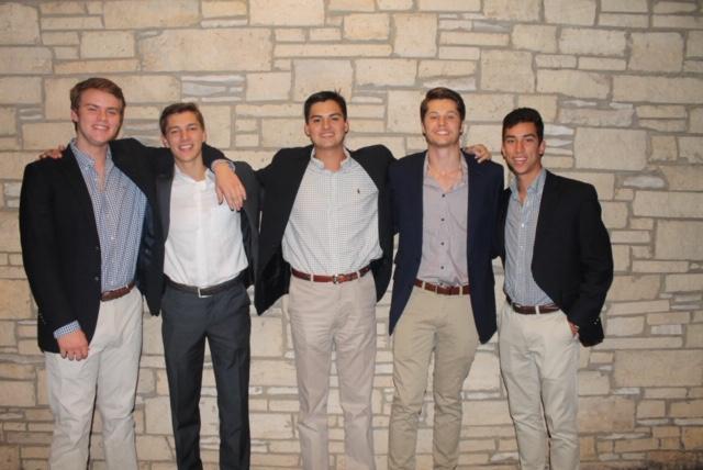 recent Pike graduates